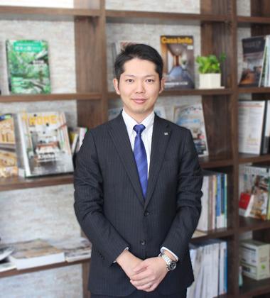 代表取締役社長 植松孝康